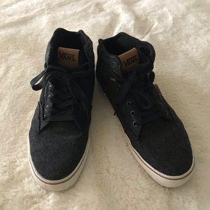 Vans Sneakers Men's SZ 7.5 Gray